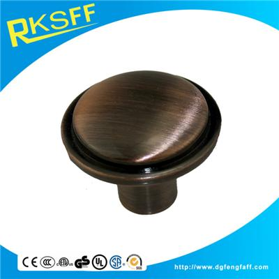 Zinc Alloy Round Drawer Door Handle