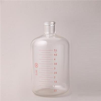 Graduated Serum Bottle