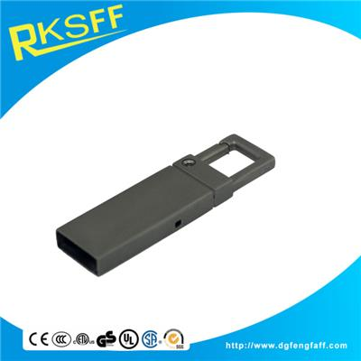 Aluminium Alloy Lock USB Shell