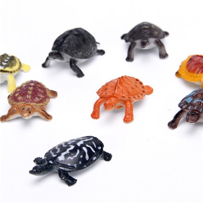 2 Inch High Quality Plastic Sea Turtles Capsule Toy