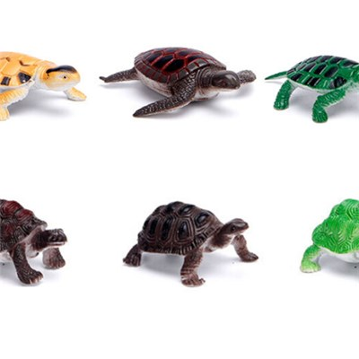 1.75 Inch High Quaity Plastic Sea Turtle Capsule Toy