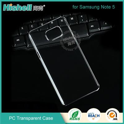 PC Phone Case For Samsung Note 5