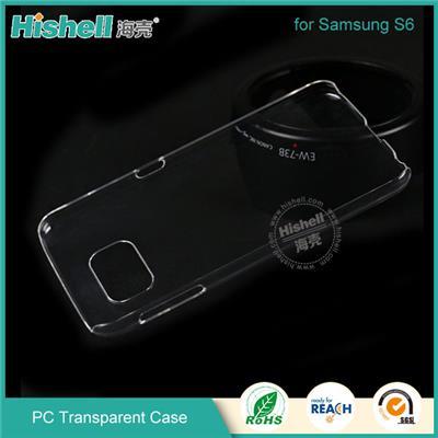 PC Phone Case For Samsung S6