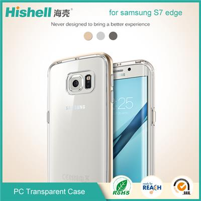 PC Phone Case For Samsung S7 Edge