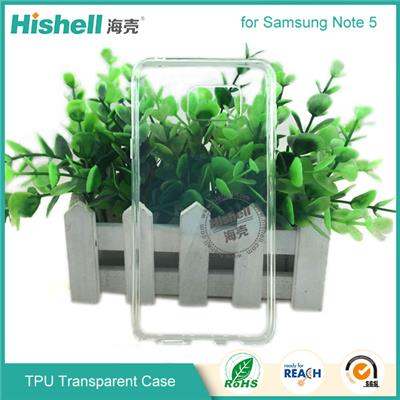 TPU Case For Samsung Note 5