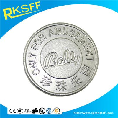 Zinc Alloy Game Medals
