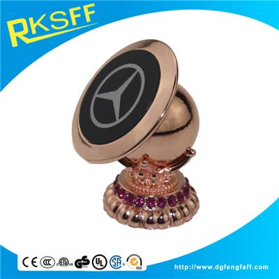 360 Degree Rotation Ball Magnetic Mobile Phone Holder