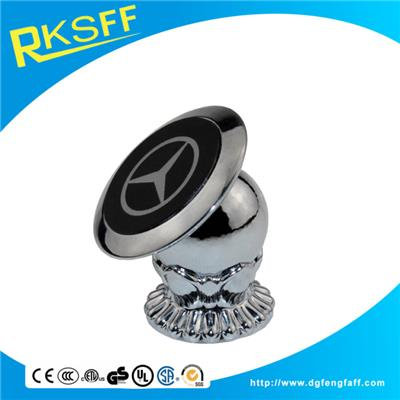 360 Rotating Lotus Magnetic Mobile Phone Holder With Diamond
