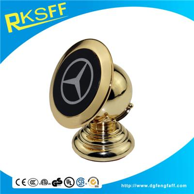 360 Rotating Lotus Magnetic Mobile Phone Holder