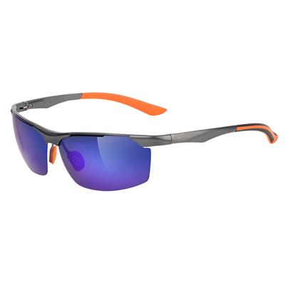 Metal Sports Sunglasses