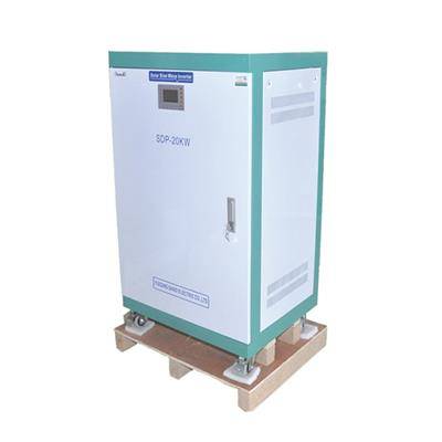 China Off Grid Inverter With AC Bypass, Built In AC Charger