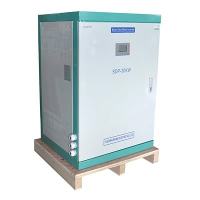 Solar Power Inverter 30KW Three-phase 4 Wires Factory