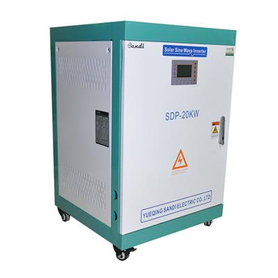 The DC Input Voltage Range Can Be Set Powerful Inverters Factory