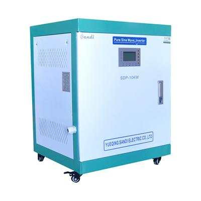 China 10kw Two Phase 110 220v 60hz Split Phase Inverters