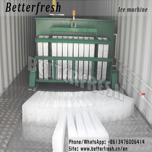 Manufacturer Betterfresh Block Ice Machine