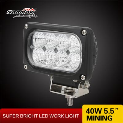 SM6081-40b Snowplow LED Work Light