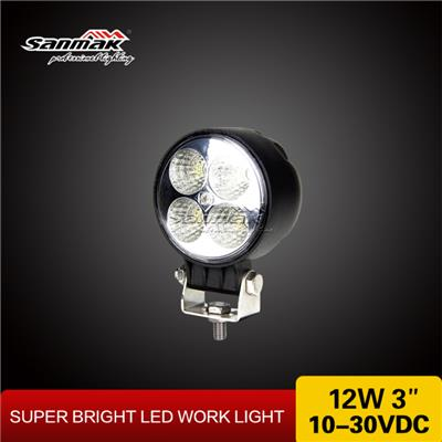 SM6121 Round LED Light