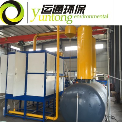 Big Continious Automatic Tire Pyrolysis Plant YT-30