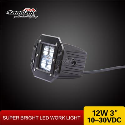 SM6125FC Square LED Light