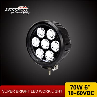 SM6701 Round LED Light