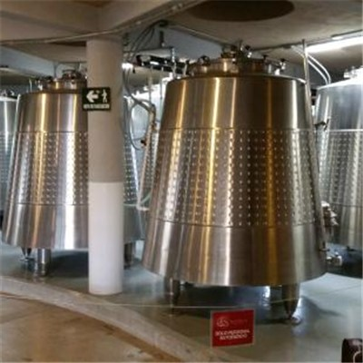 Cone Shaped Fermentation Tank