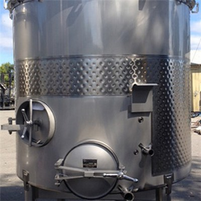 Removable Top Fermentation Tank