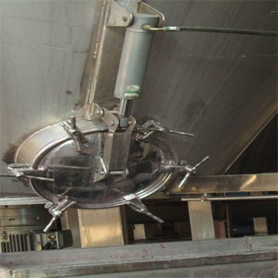 Automatic Discharge Wine Tank