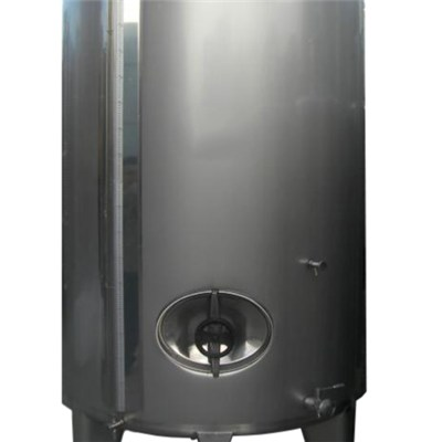 Closed Top Wine Storage Tank