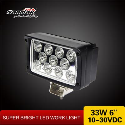 SM6331 Truck LED Work Light