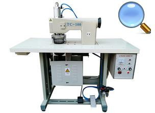 Manual Ultrasonic Sewing Machine