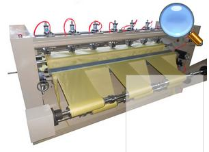 Non Woven Automatic Slitting Machine