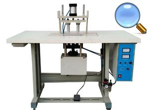Non Woven Bag Welding Machine