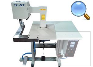 Ultrasonic Sleeve Sewing Machine