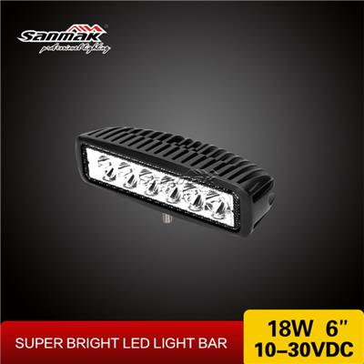 SM6183 Oval LED Light