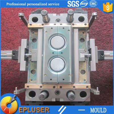 Injection mold for auto part plastic