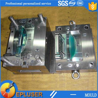 Injection Mold, PP/ABS Material, Patent Design