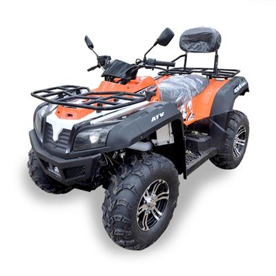 Sport Racing 400cc Quad