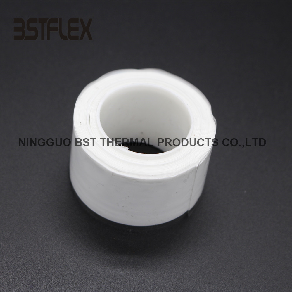 self fusing silicone elastic tape for Fishing industry
