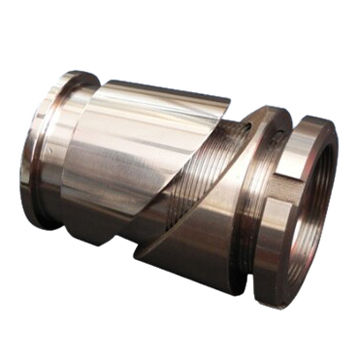 CNC Machined Center Gift Parts Processing
