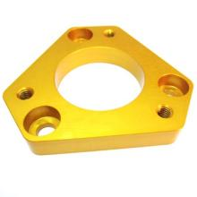 CNC Machined Center Cosmetic Parts Processing