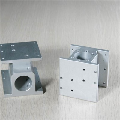CNC Machined Center Environmental Protection Equipment Parts Processing