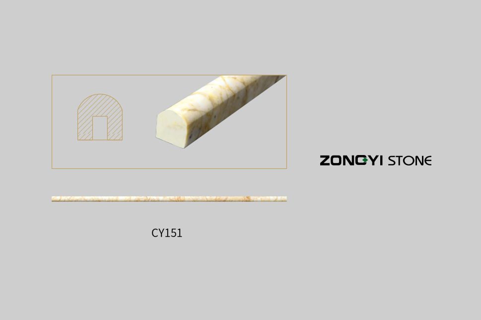 marble modeling CY151