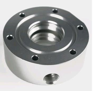 CNC Machined Center Medical Equipment Parts Processing