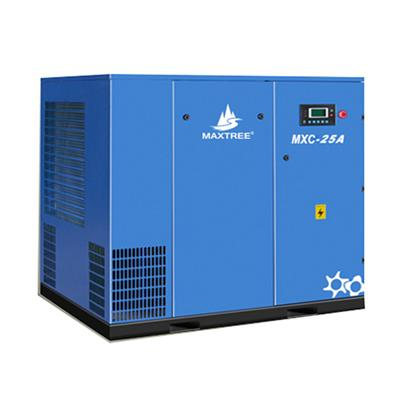 Permanent Magnetism Frequency Conversion Compressor