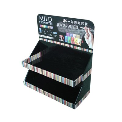 E Cigarette Display Stand