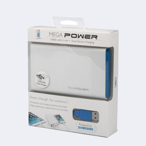 Power Bank Plastic Packaging