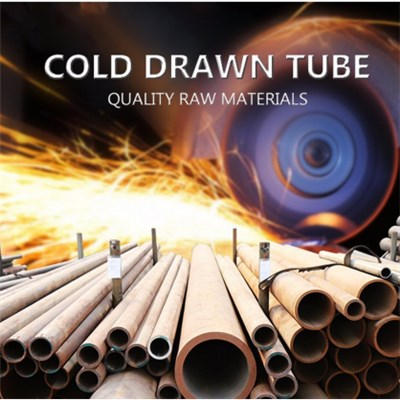 CK45 Cold Drawn Seamless Steel Tube