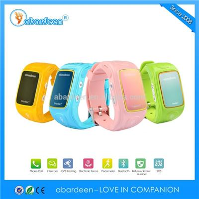 Customized Logo Child GPS Tracker