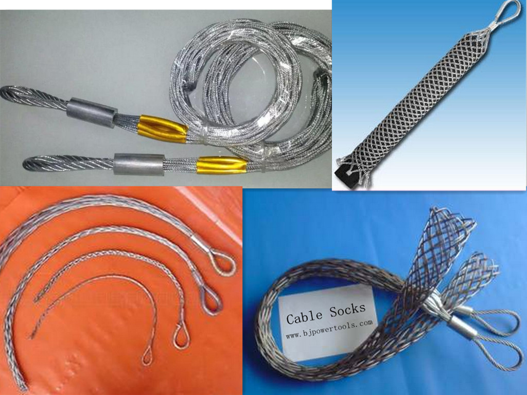 single loop, single eye cable wire grips
