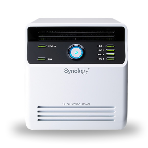 Synology Cube Station CS 407e